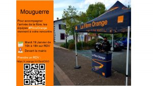 Informations sur la fibre par Orange